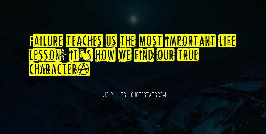 J.C. Phillips Quotes #518704