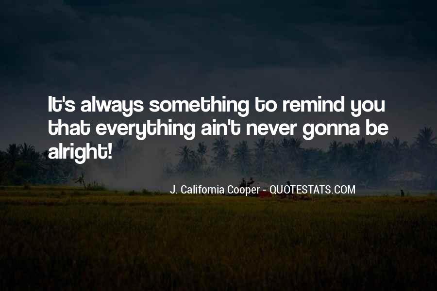 J. California Cooper Quotes #1216711