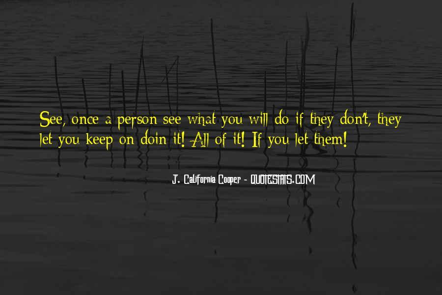 J. California Cooper Quotes #1584072