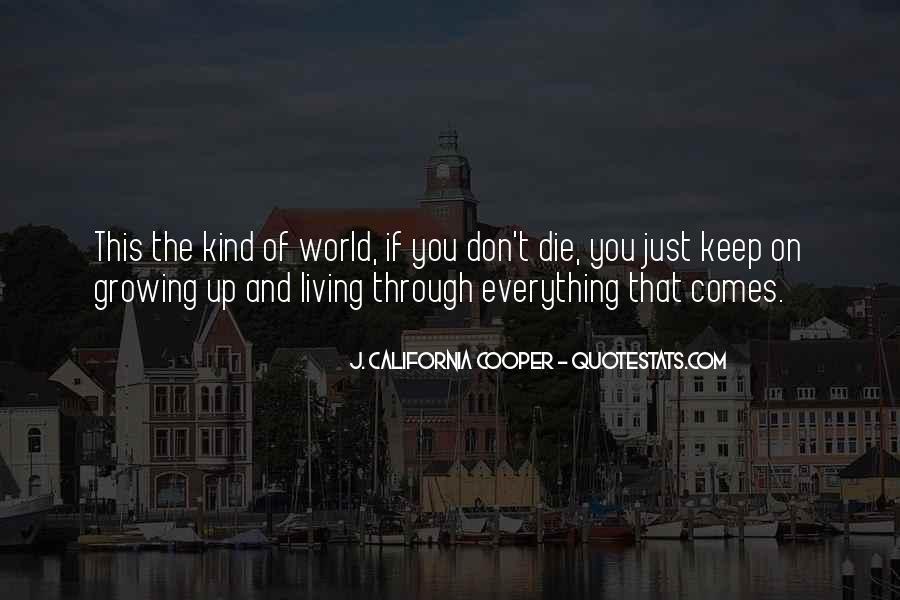 J. California Cooper Quotes #739873
