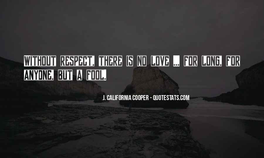 J. California Cooper Quotes #96629
