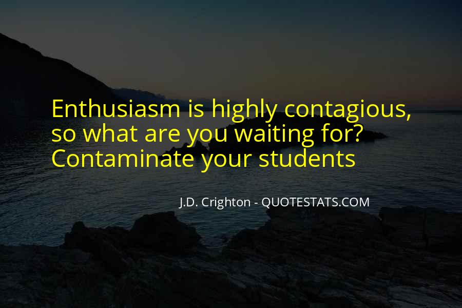 J.D. Crighton Quotes #604701