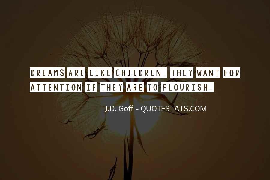 J.D. Goff Quotes #753560