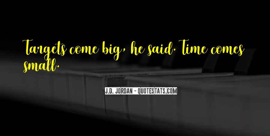 J.D. Jordan Quotes #1087994