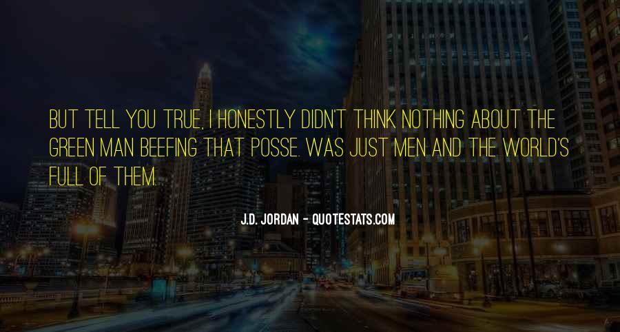 J.D. Jordan Quotes #1314868