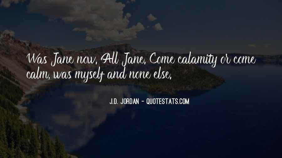 J.D. Jordan Quotes #1633135
