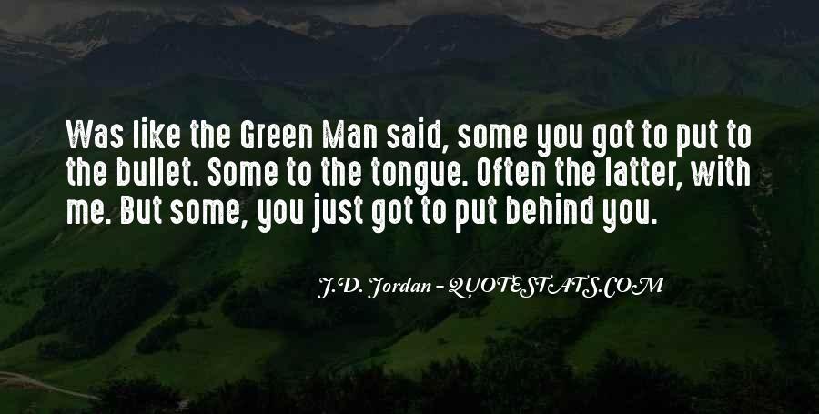 J.D. Jordan Quotes #1794549