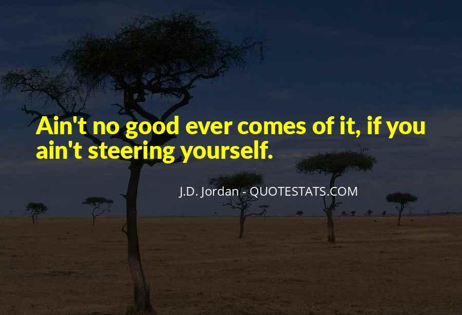 J.D. Jordan Quotes #1801412