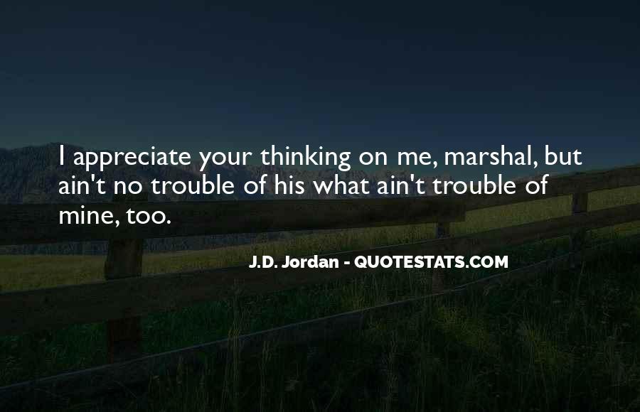 J.D. Jordan Quotes #877311