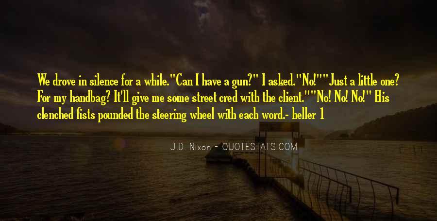 J.D. Nixon Quotes #134692