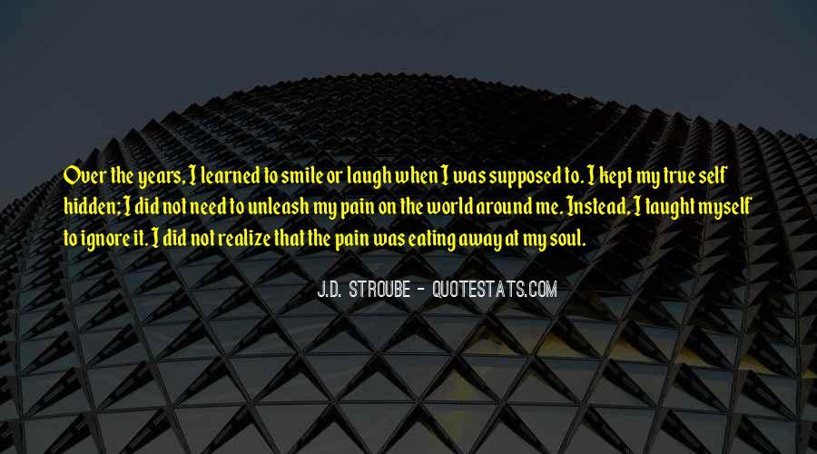 J.D. Stroube Quotes #1129596
