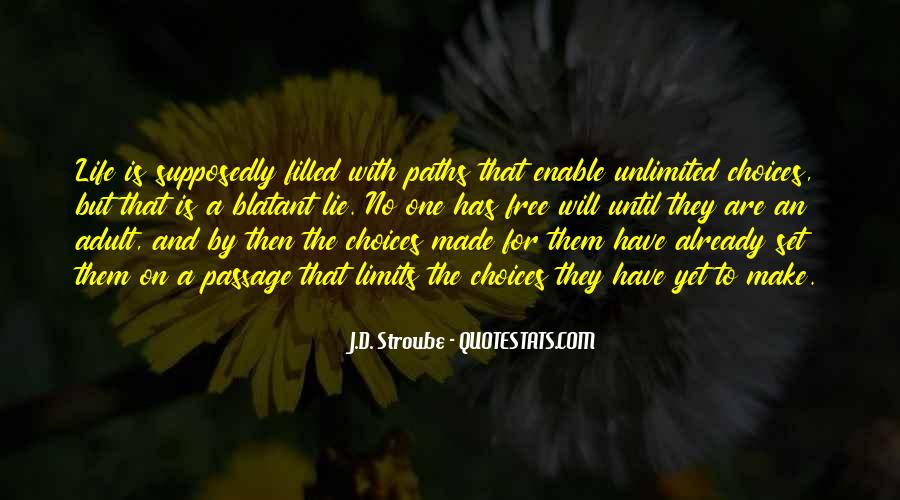 J.D. Stroube Quotes #1623564