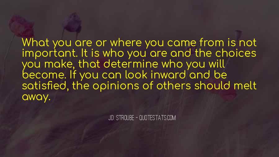 J.D. Stroube Quotes #1829410