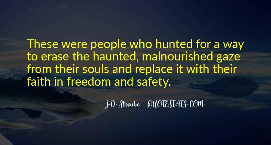 J.D. Stroube Quotes #647694