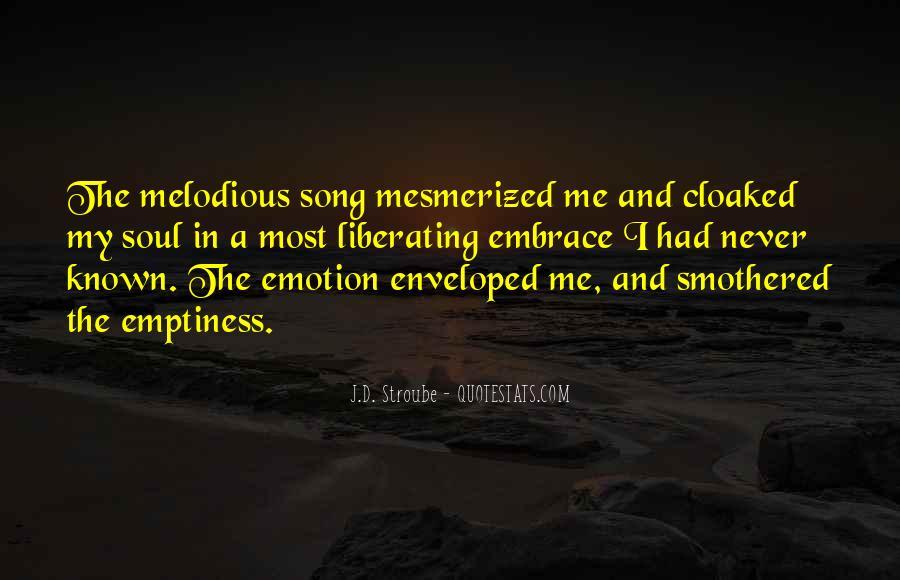 J.D. Stroube Quotes #708896