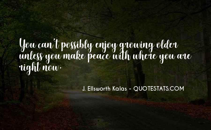 J. Ellsworth Kalas Quotes #461942