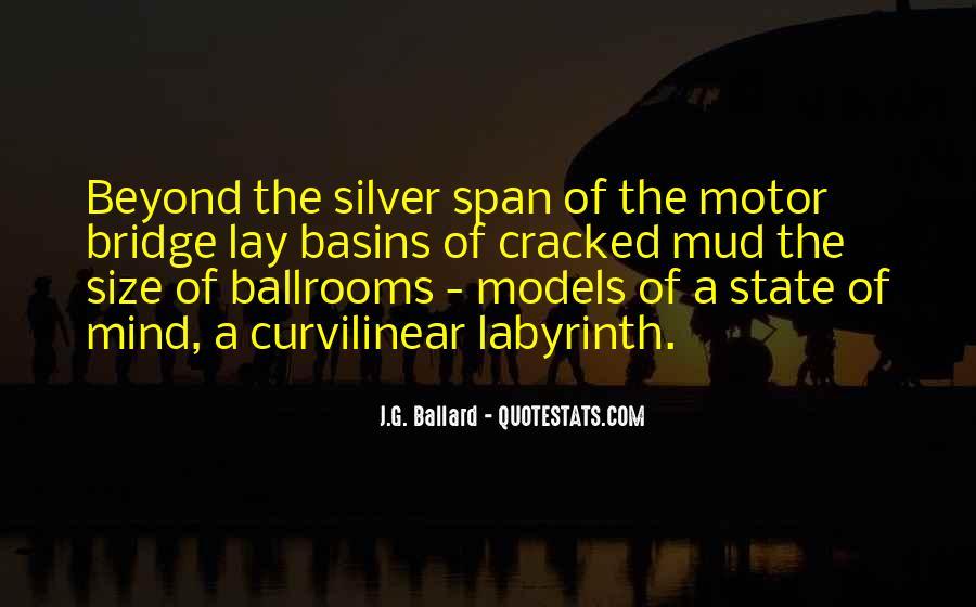 J.G. Ballard Quotes #101364