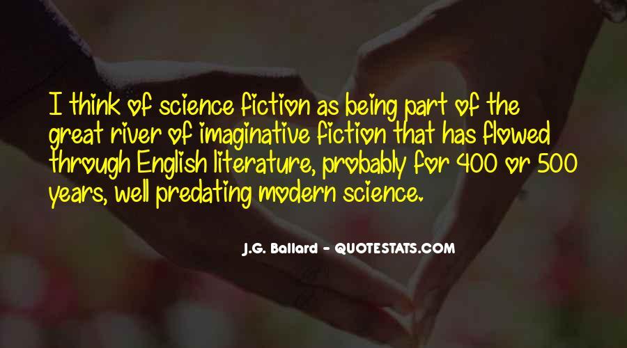 J.G. Ballard Quotes #1055882