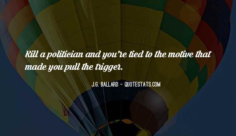 J.G. Ballard Quotes #1088321