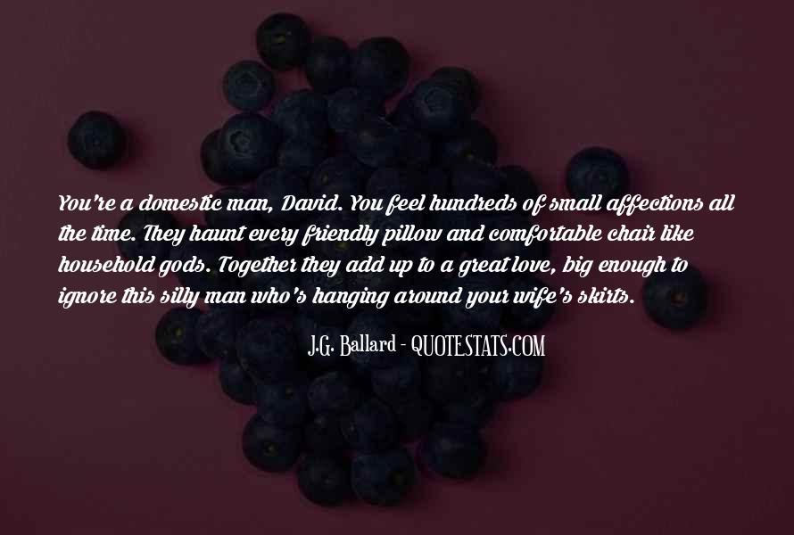 J.G. Ballard Quotes #1112899