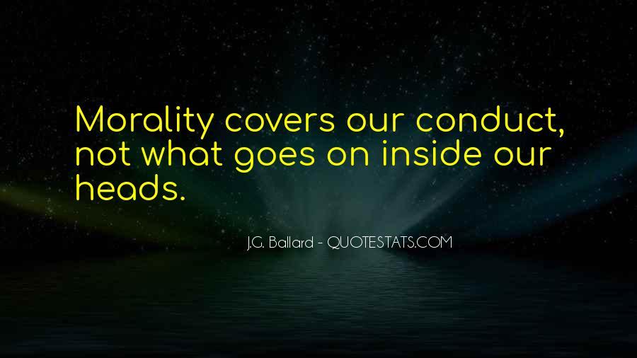 J.G. Ballard Quotes #1148028
