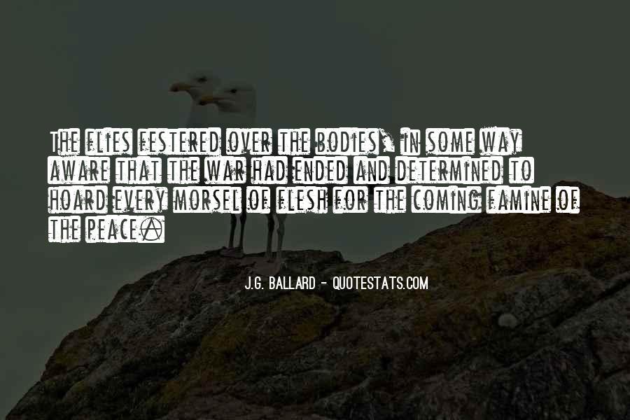 J.G. Ballard Quotes #1256153