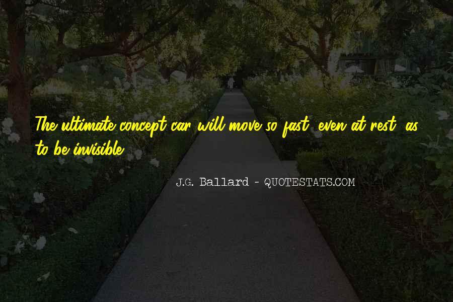 J.G. Ballard Quotes #1257998