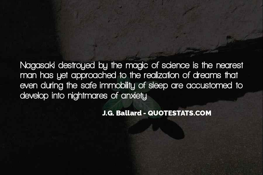 J.G. Ballard Quotes #1336983