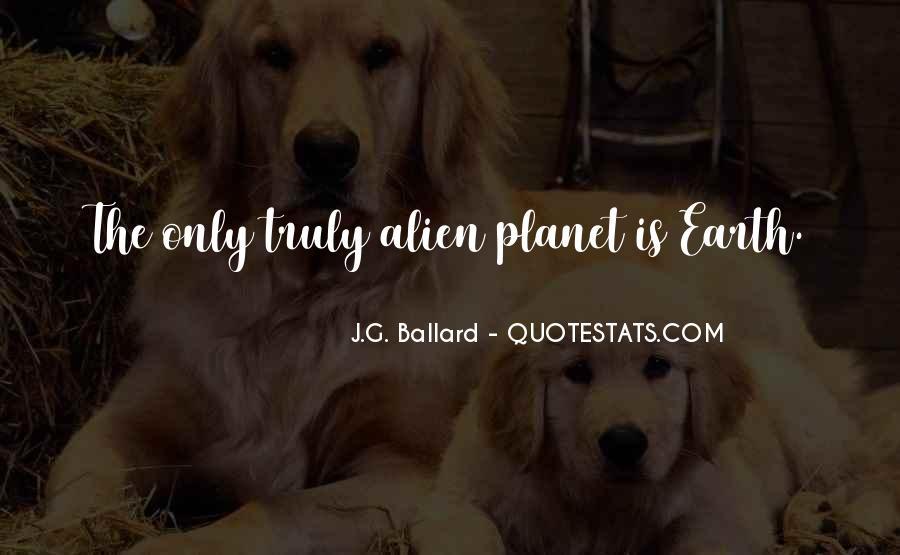 J.G. Ballard Quotes #1381165