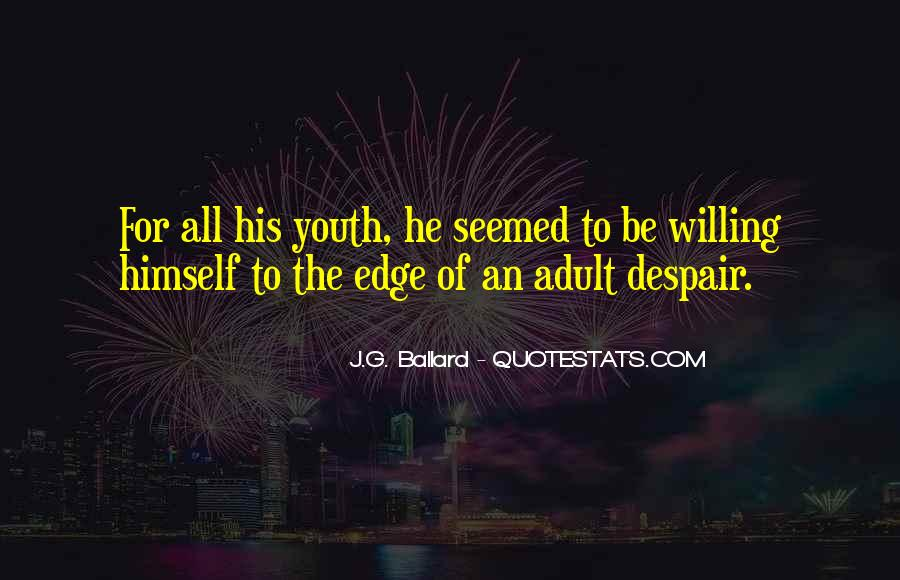 J.G. Ballard Quotes #140288
