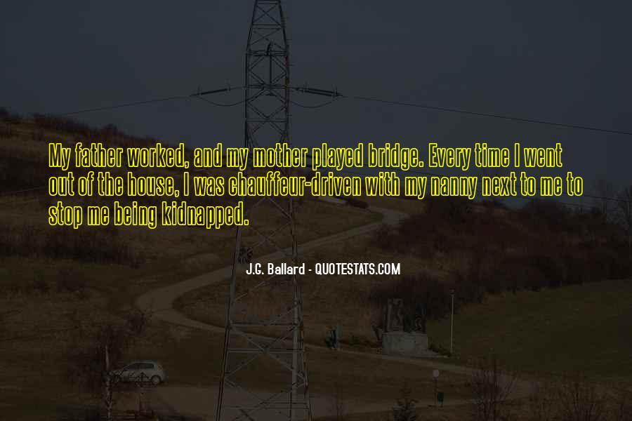 J.G. Ballard Quotes #1476556