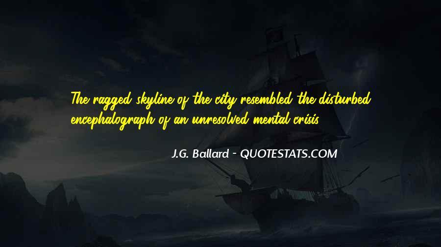 J.G. Ballard Quotes #1540094