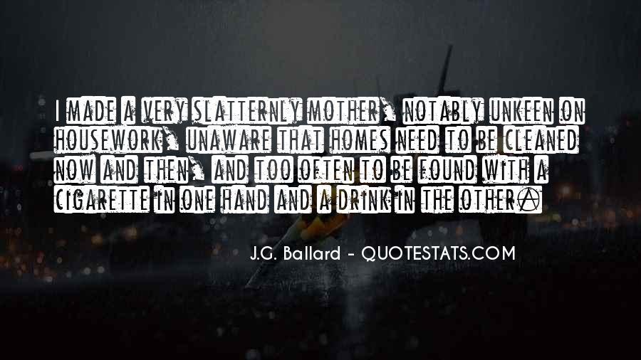 J.G. Ballard Quotes #1542655