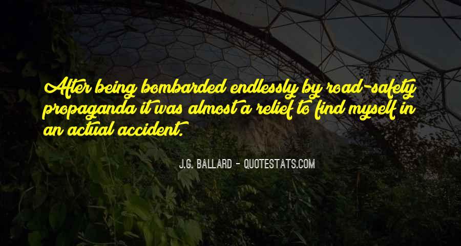 J.G. Ballard Quotes #1748224