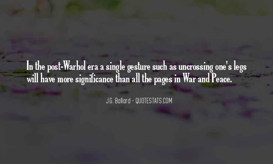 J.G. Ballard Quotes #1765667