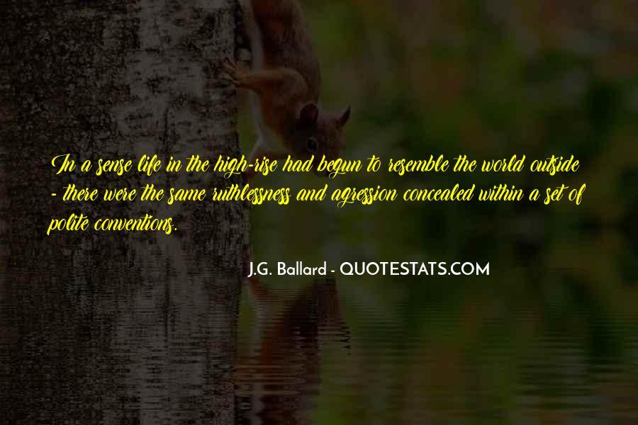 J.G. Ballard Quotes #1785102