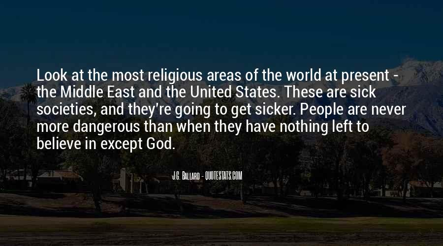 J.G. Ballard Quotes #1861097