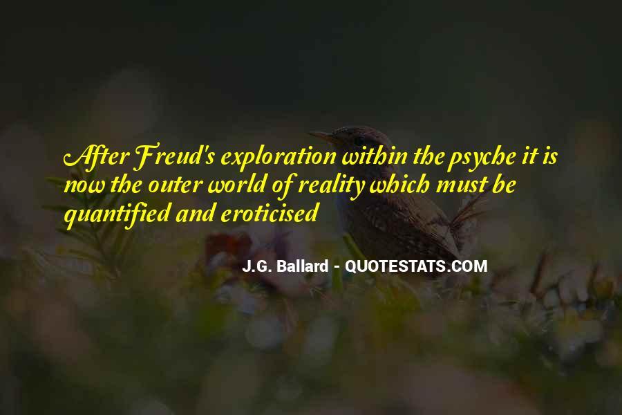 J.G. Ballard Quotes #205442