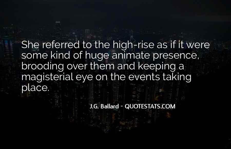 J.G. Ballard Quotes #370013