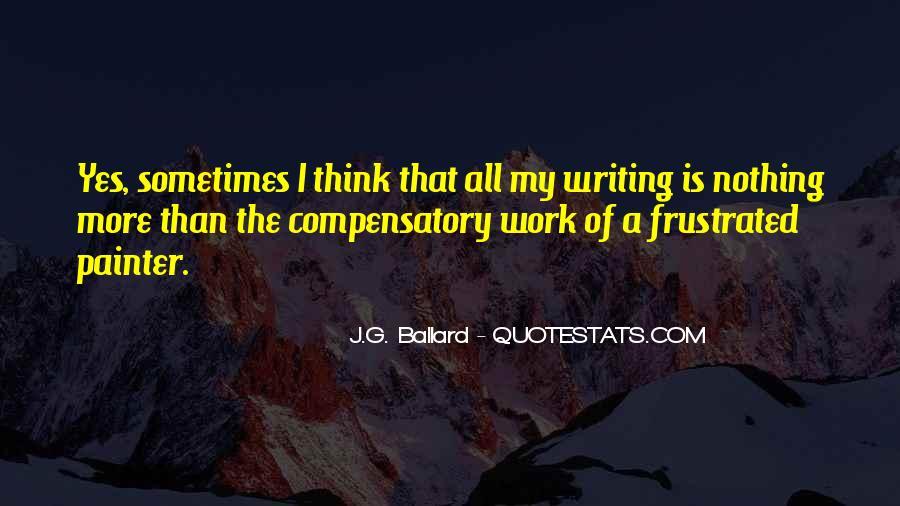 J.G. Ballard Quotes #459104