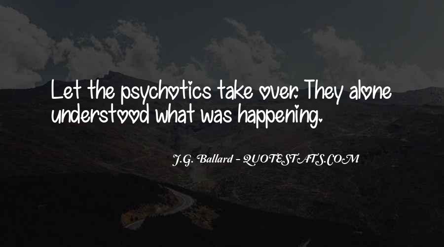 J.G. Ballard Quotes #4613