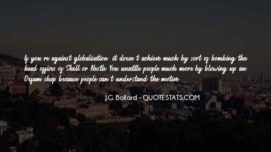 J.G. Ballard Quotes #493641