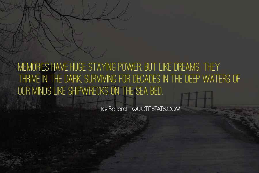 J.G. Ballard Quotes #584904
