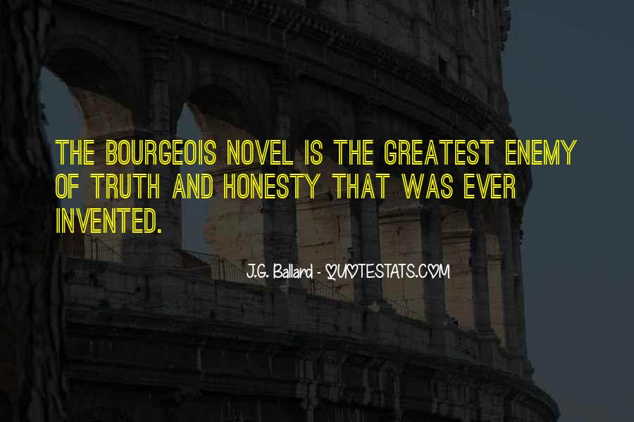 J.G. Ballard Quotes #648624