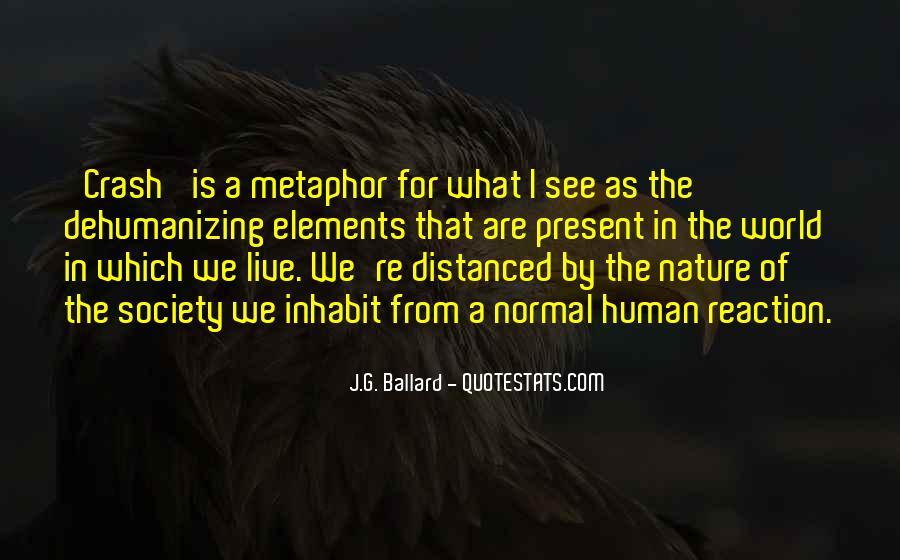 J.G. Ballard Quotes #668150