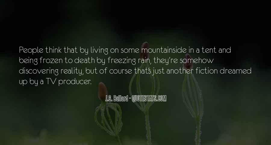 J.G. Ballard Quotes #771579