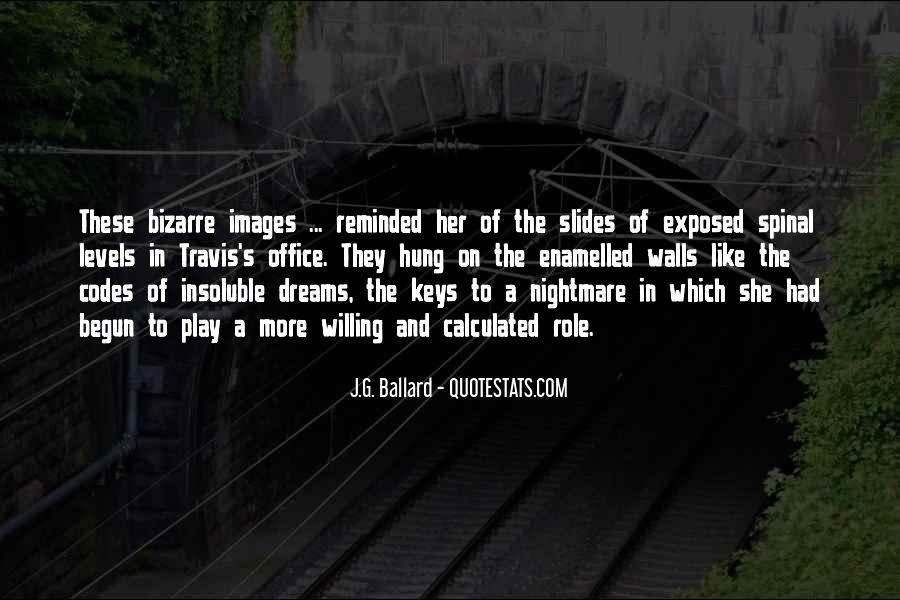 J.G. Ballard Quotes #854803
