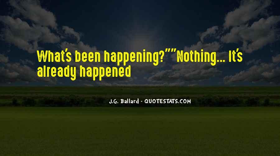 J.G. Ballard Quotes #960304