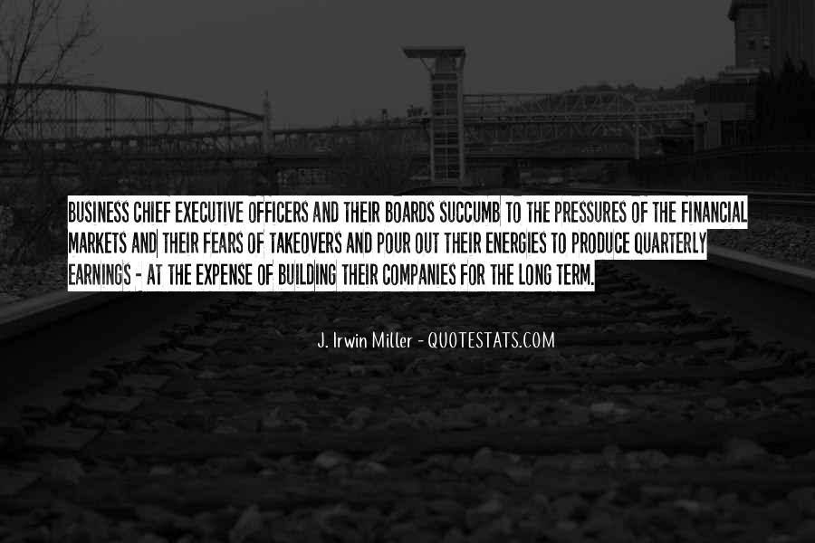 J. Irwin Miller Quotes #1096426