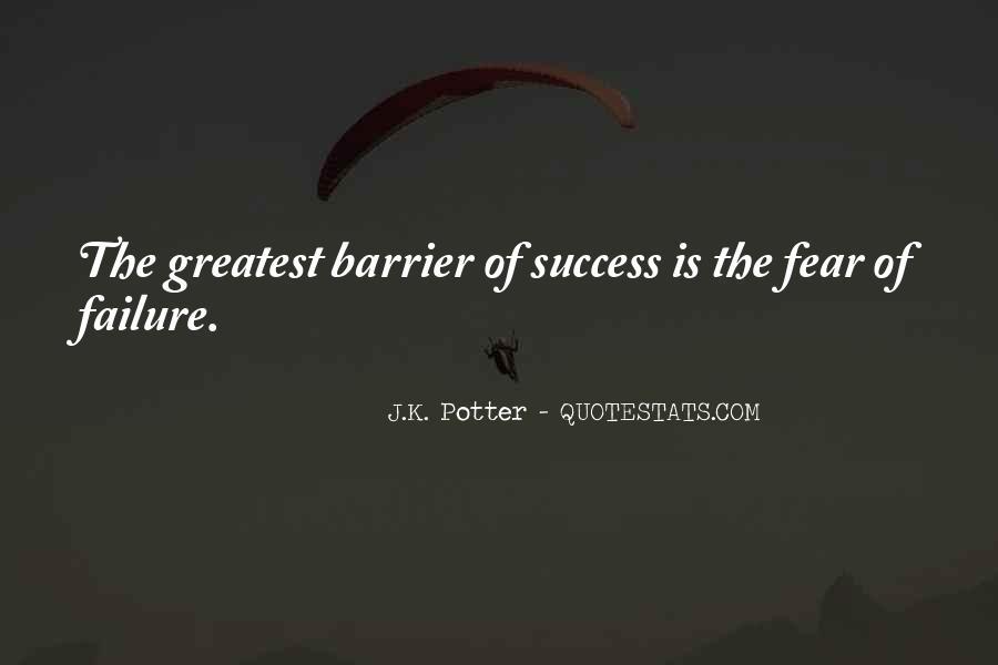 J.K. Potter Quotes #867605
